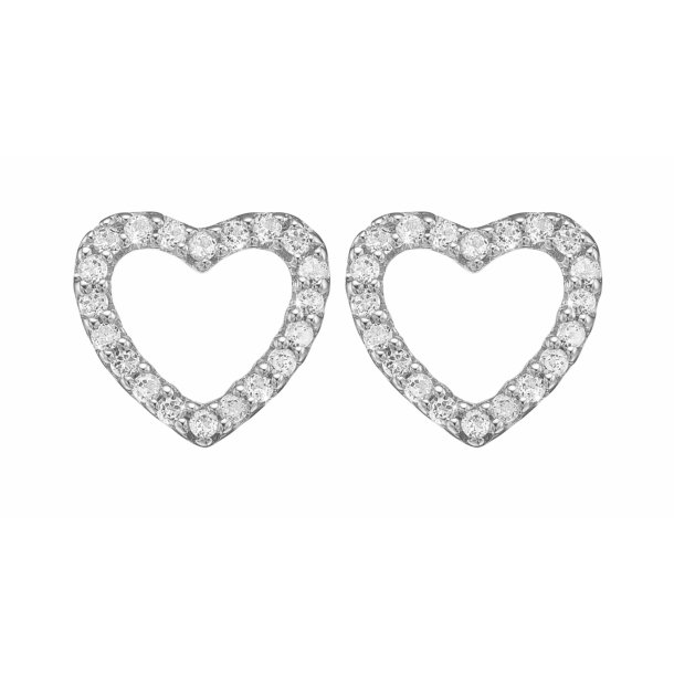 Christina Topaz sparkling hearts - 671-S46