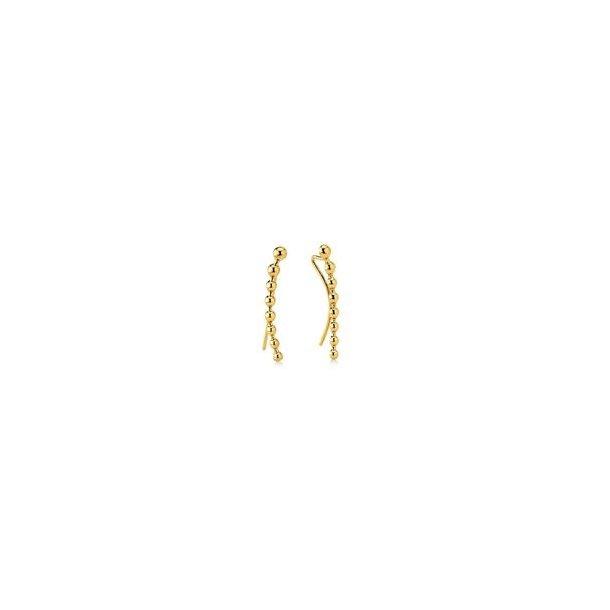 Kranz & Ziegler 8 kt øreringe - 8011288