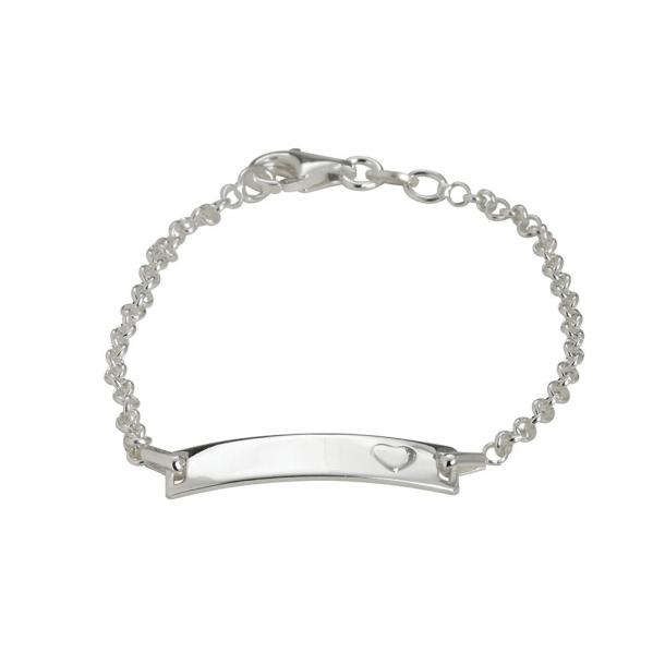 Børnearmbånd sølv - 8220119