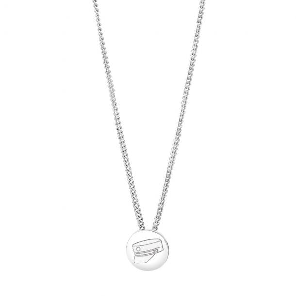 Sølv halskæde Student - 825 728