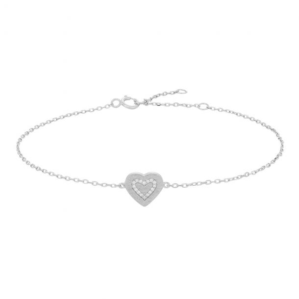 Joanli Nor BECKY sølv armbånd - 846 003