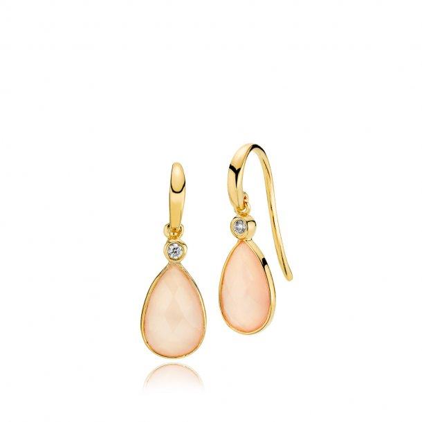 Izabel Camille Imperial forg. øreringe pink - A1598GS-PINKCL