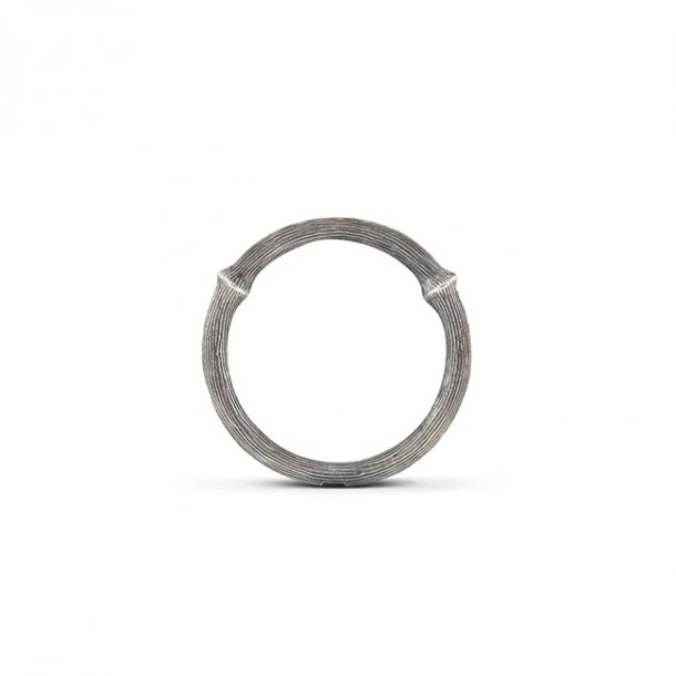 Ole Lynggaard Nature ring sølv nr. 2 - A2681-301