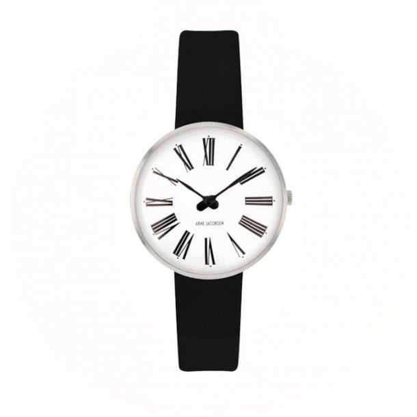 Arne Jacobsen Roman ur 30mm - 53300-1401
