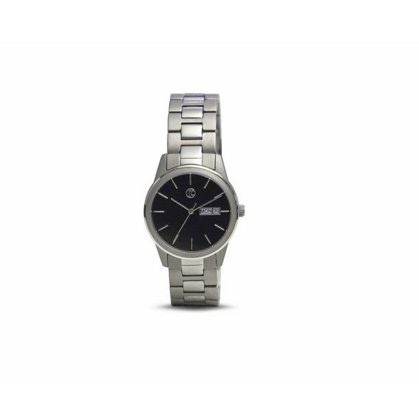 Jeweltime ur - titanium - C1561TGD-A