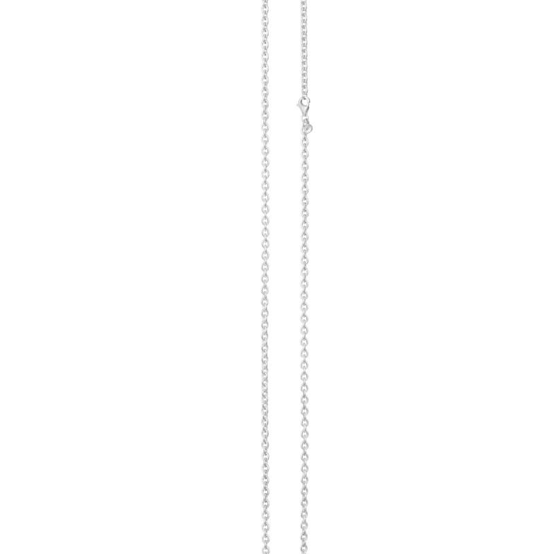 ole lynggaard – Ole lynggaard sølv ankerkæde 80cm - c2021-301 på brodersen + kobborg