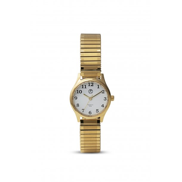 Jeweltime dame ur med flexrem  - 3176L-F