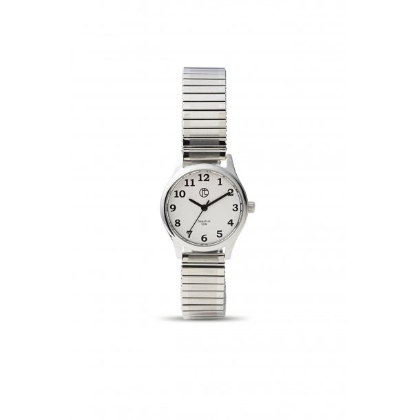 Jeweltime dame ur med flexrem  - 3176L-G