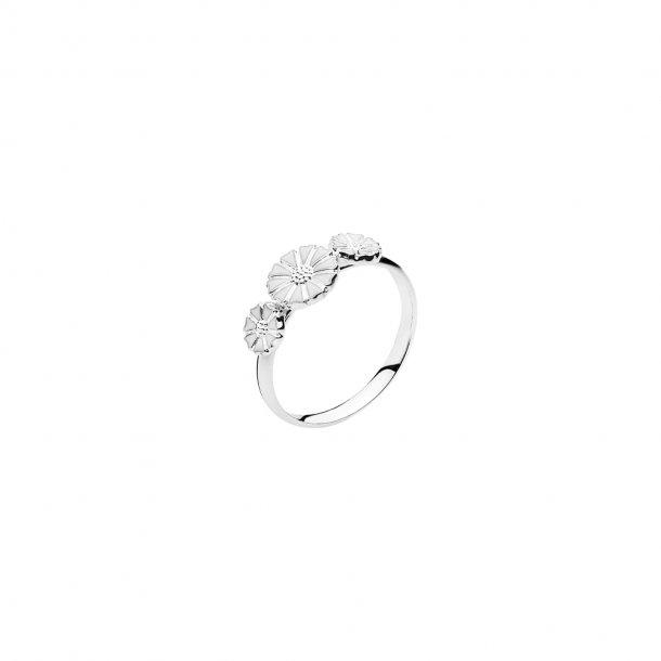 LUND Marguerit Ring i sølv 907075-3-H