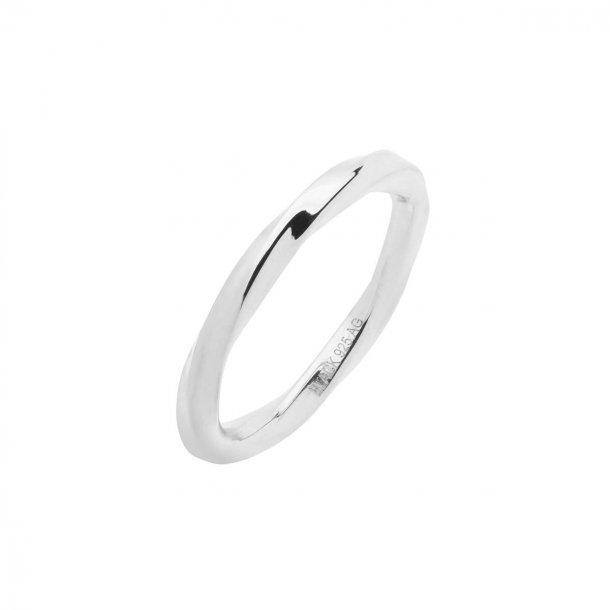 Maria Black Marcelle sølv ring - 500363