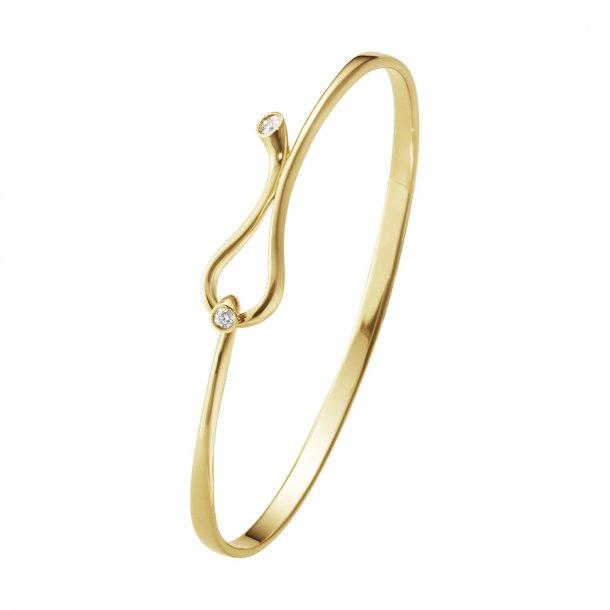 Georg Jensen MAGIC guld armring - 10013301