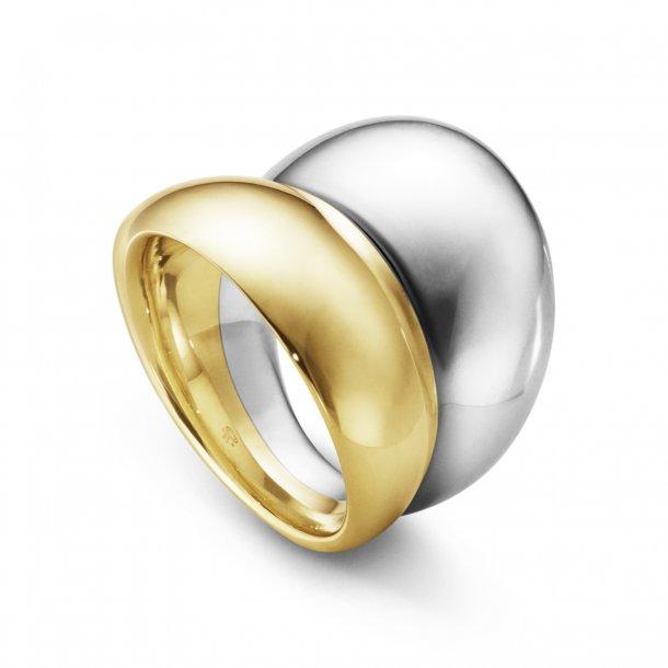 Georg Jensen Curve ring - 10017448