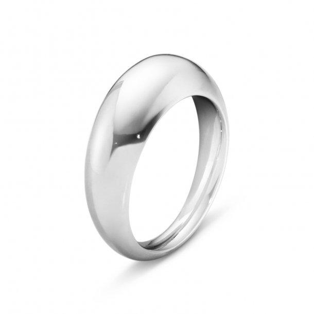 Georg Jensen Curve slim ring - 10017462