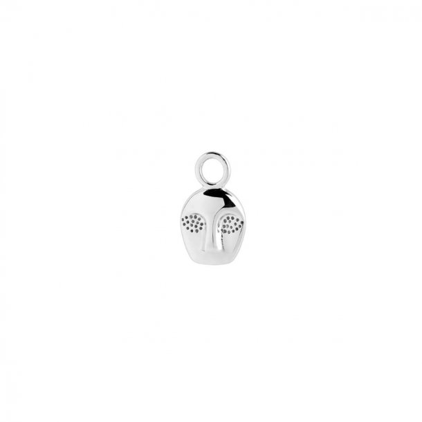 Maria Black Ray charm sølv - 100718AG