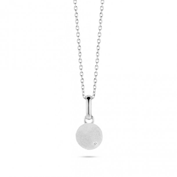 Spirit Icons Glow sølv halskæde med vedhæng - 10471-45
