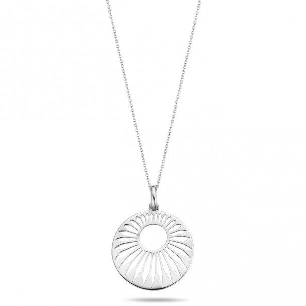 Spirit Icons Peacock vedhæng i sølv - 10671-70