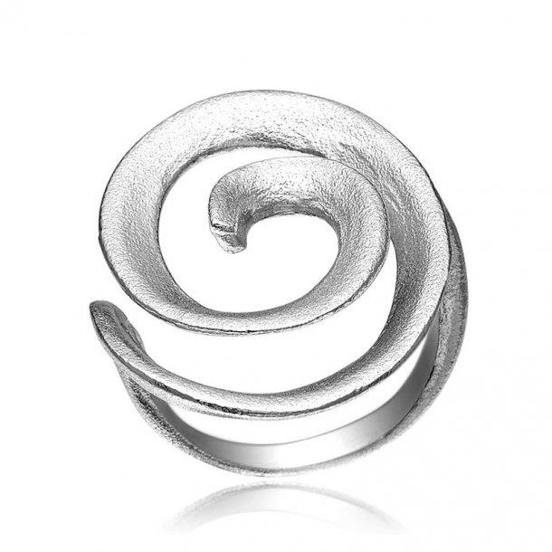 Blicher Fuglsang Sølv ring  - 1284-00R