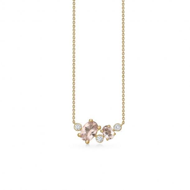 14 karat Mads Z Siena halskæde - 1526081