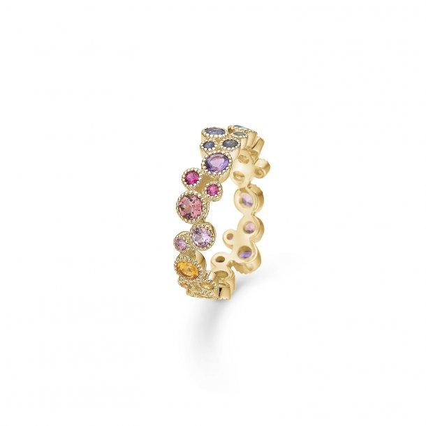 Mads Z Luxury Rainbow ring - 1544062