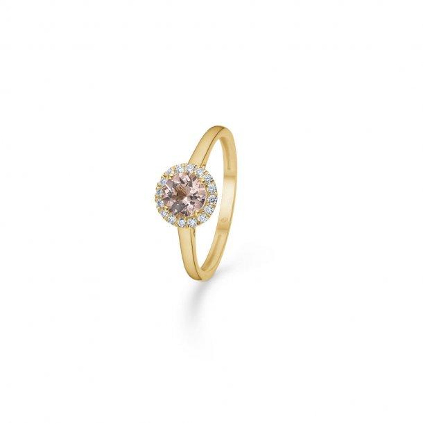 14 karat Mads Z Florence ring - 1546022