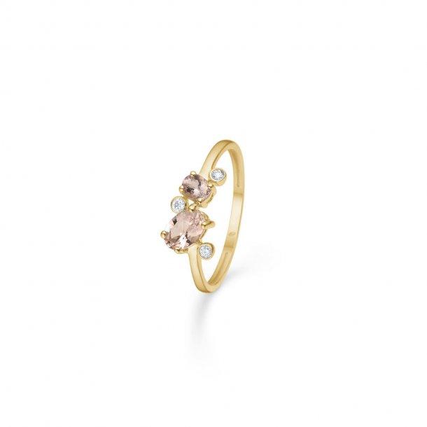 14 karat Mads Z Siena ring - 1546081