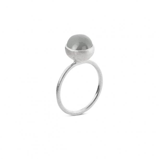 Susanne Friis Bjørner sølv ring - 1692-1-123