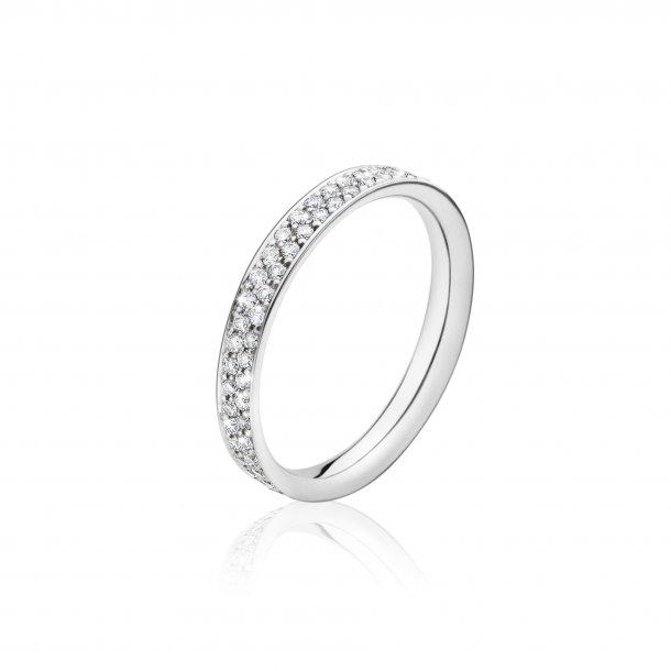 Georg Jensen Magic ring hvidguld - 20000285