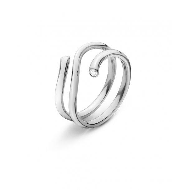 Georg Jensen Magic ring hvidguld - 20000342