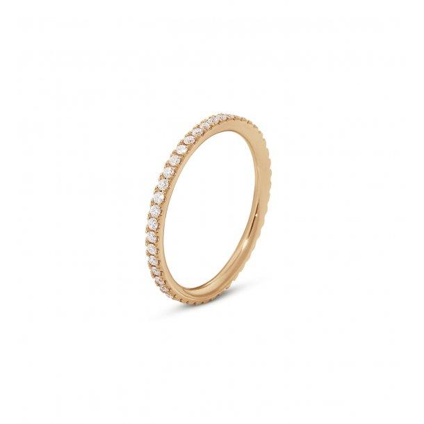 Georg Jensen Aurora ring rosaguld - 3572760