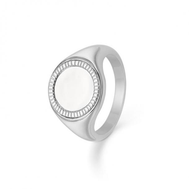 Mads Z Victorian ring i sølv - 2140120
