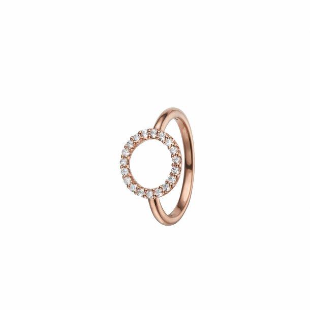 CHRISTINA Circle ring - 3.20C