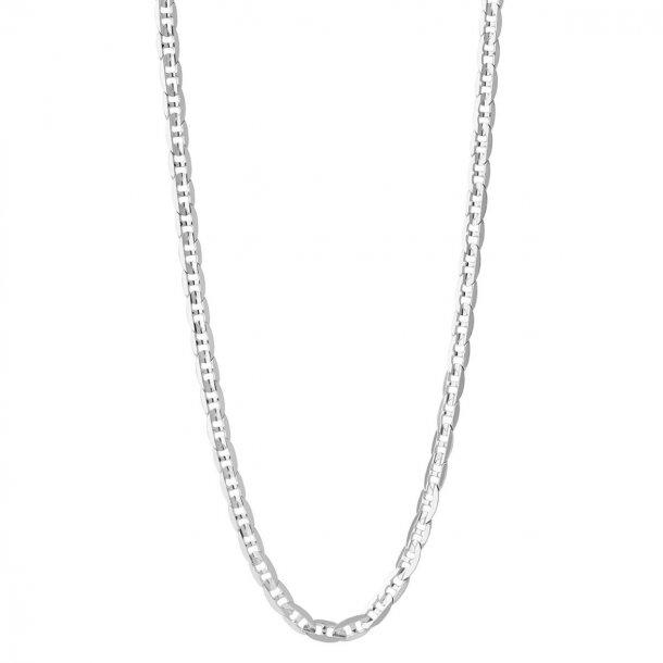 Maria Black Carlo sølv kæde 43 cm - 300339-43