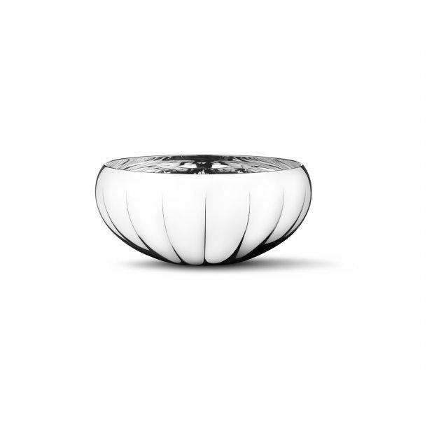 Georg Jensen Legacy skål i blank stål, medium - 3586863