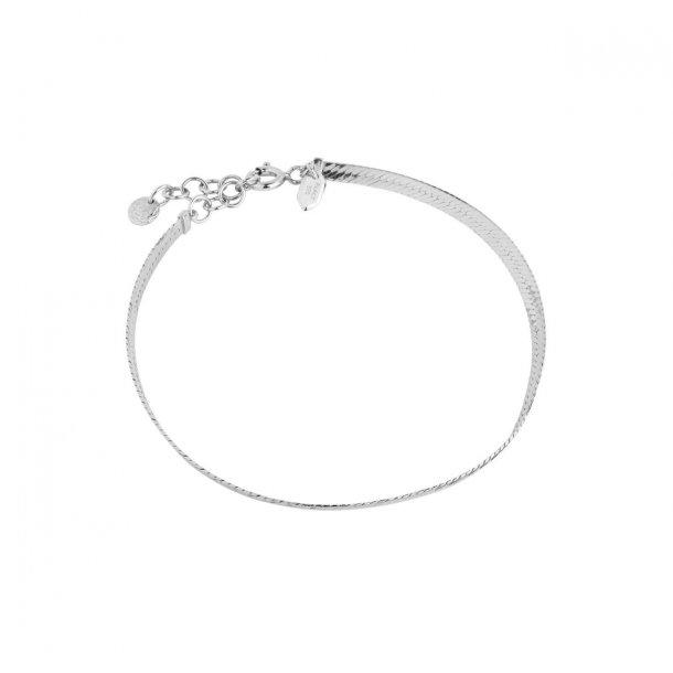 Maria Black Santiero sølv armbånd - 400241AG