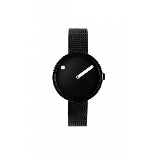 PICTO black mesh 30 mm - 43360-1012