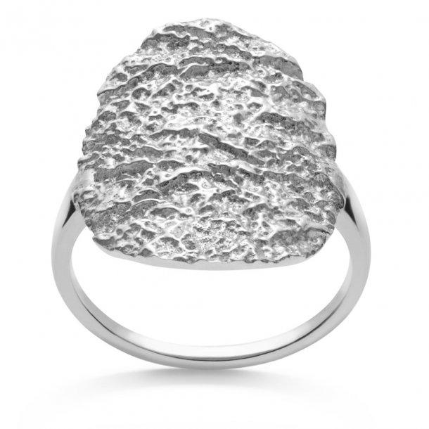 Månesten Rio ring i sølv - 4506C