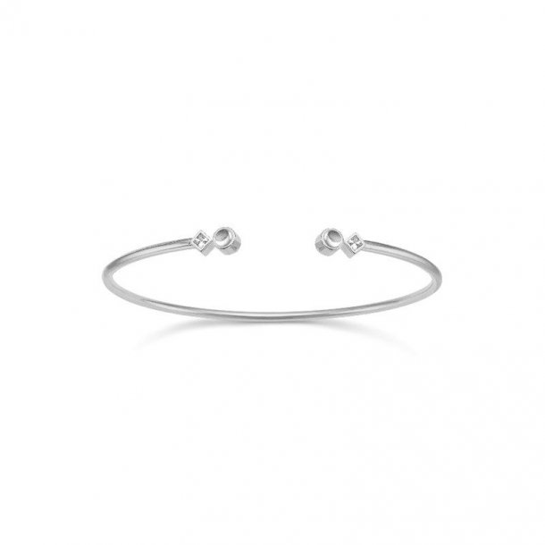 Kranz & Ziegler Sølv armring - 4510843