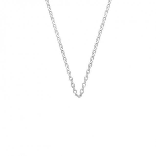 Frk. Lisberg sølv halskæde - FL1-54-925