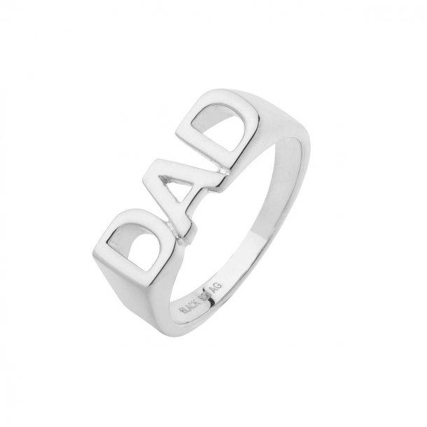 Maria Black DAD ring i sølv - 500347