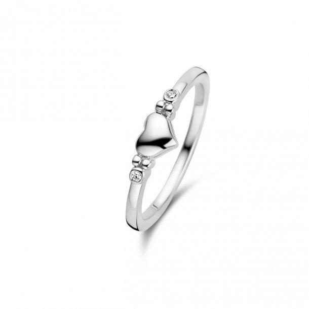 Spirit Icons Forever ring i sølv med zirkonier - 51201-50