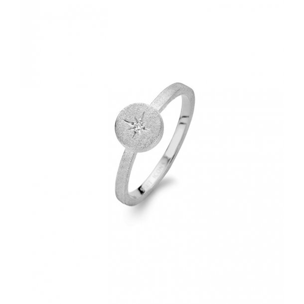 Spirit Icons North Star ring sølv - 53111