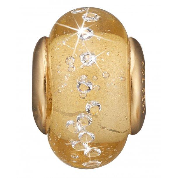 CHRISTINA Golden Topaz Globe - 623-G168