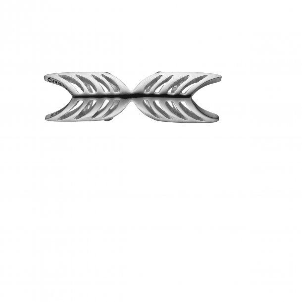 Christina sølv Arrows of Love charm - 630-S141