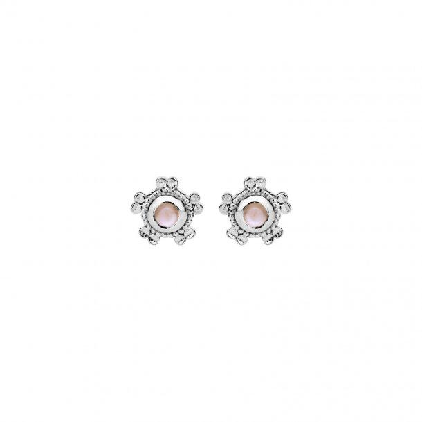 Maanesten Tansanee ørestik i sølv - 9653C