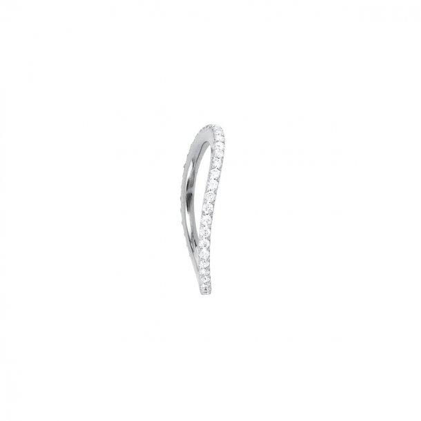 Ole Lynggaard Love Band ring buet - A2601-503