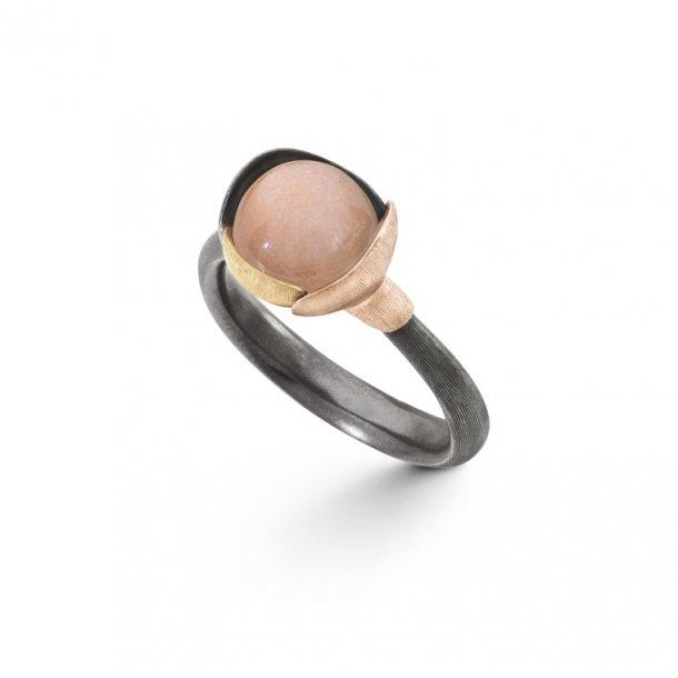 Ole Lynggaard Lotus ring 1, blush - A2650-330