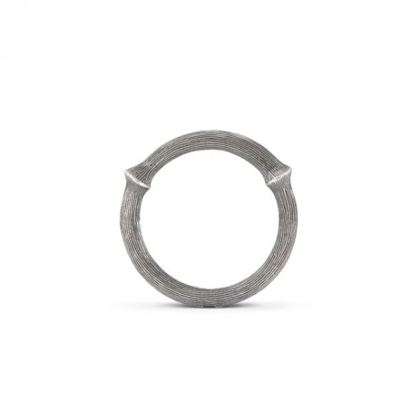 Ole Lynggaard Nature ring sølv nr. 3 - A2682-301