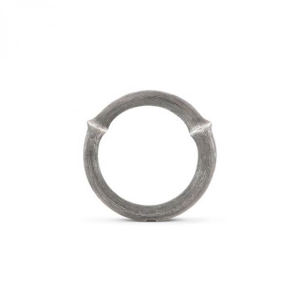 Ole Lynggaard Nature ring sølv nr. 4 - A2683-301