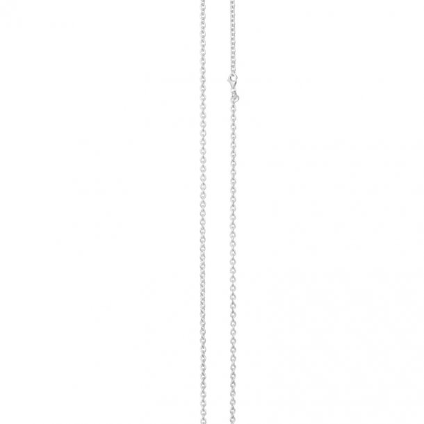 Ole Lynggaard sølv ankerkæde 80cm - C2021-301