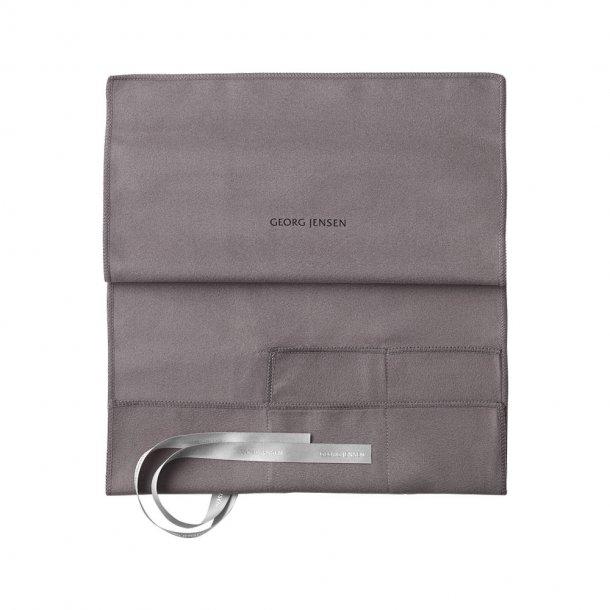 Georg Jensen filt pose til serverings sølvtøj - 9845052